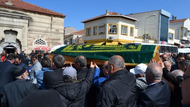 Fatman Hacı son yolculuğuna uğurlandı