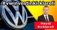 Haydi Kırklareli: #vwinvestinkirklareli