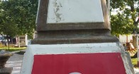 Atatürk büstü yenileniyor