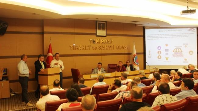Trakya Oda/Borsaları Türkiye'de rol-model olacak