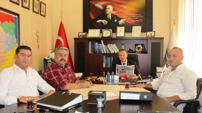 """""""Kırklareli'de ekonomiyi canlandırmak için çalışıyoruz"""""""