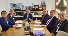 TRAKYAKENT Kasım Ayı Olağan Yönetim Kurulu Toplantısı yapıldı