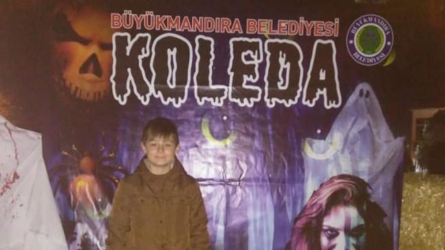 Büyükmandıra'da Balkan geleneği Koleda kutlandı