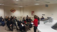 Babaeski Devlet Hastanesi'nden serviks kanseri farkındalığı