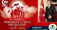 """""""Milletimiz Türkiye'nin gücünü gösterdi"""""""