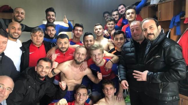 Şampiyon BABAESKİSPOR