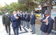 Gaziler Günü, Kırklareli'nde Törenlerle Kutlandı
