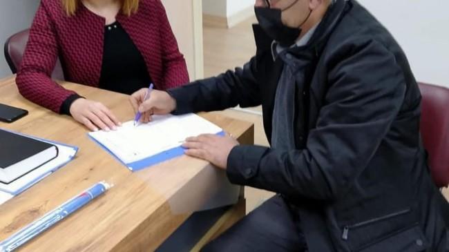 BBP Babaeski İlçe Başkanı: Kenan Özkan