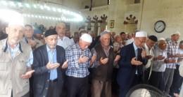 Gazze Şehitleri için Gıyabi Cenaze Namazı Kılındı