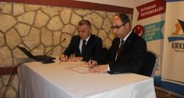 Kırklareli'de 'İstihdam Seferberliği' tanıtım toplantısı yapıldı