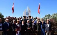 Pancarköy şehitleri 38.yılında törenle anıldı