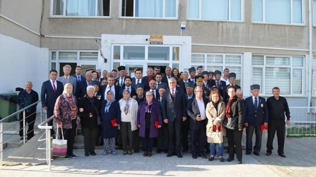 Kıbrıs Gazileri büyük gurur yaşadı