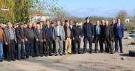 Kumköy'de halk toplantısı yapıldı