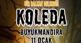 Bir Balkan geleneği: 'Koleda'
