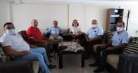 Trakya Birlik'ten Nezaket Ziyareti